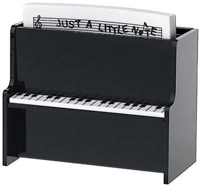 Piano Desk Caddy