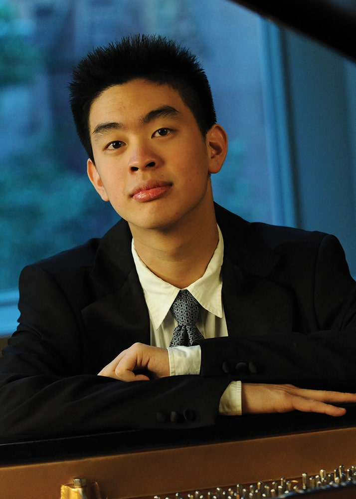 portrait of andrew hsu