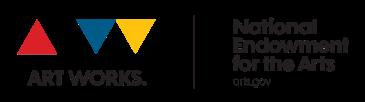 national endowment for the arts, artworks, sponsorship header