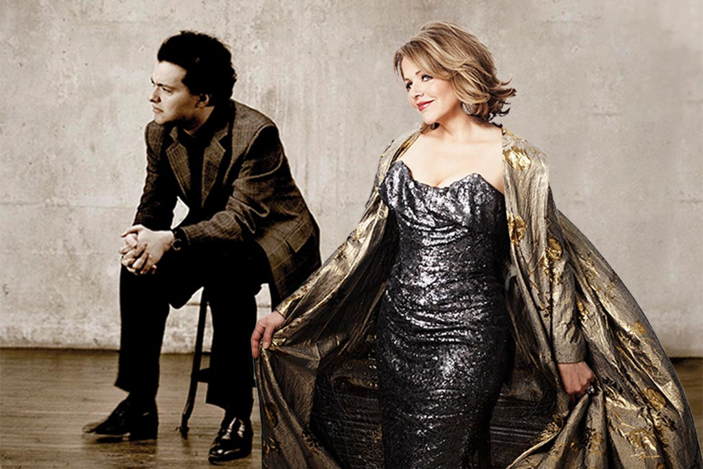 Evgeny Kissin and Renee Fleming
