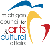 Michigan council for arts & cultural affairs branding