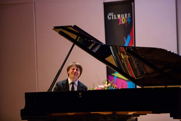 evening performance by Daniil Trifonov