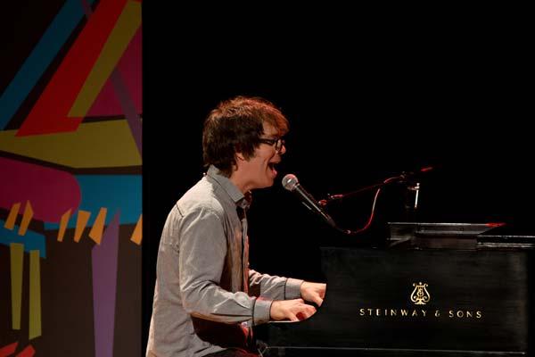 Ben Folds at Chenery Auditorium
