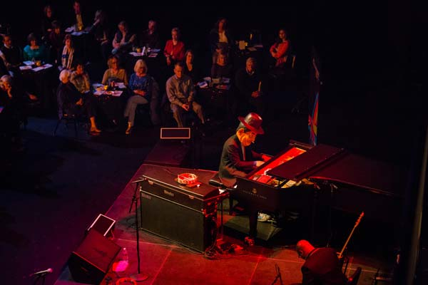 ason Moran's Fats Waller Dance Party at the Williams Theatre