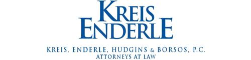 kreis enderle attorneys at law sponsorship logo