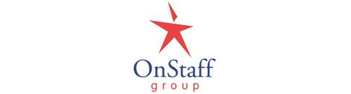 onstaff group sponsorship logo