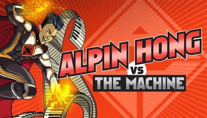 Alpin vs. The Machine - Plainwell Performing Arts Center