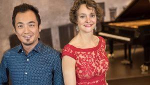 Eva-Maria Zimmerman and Keisuke Nakagoshi