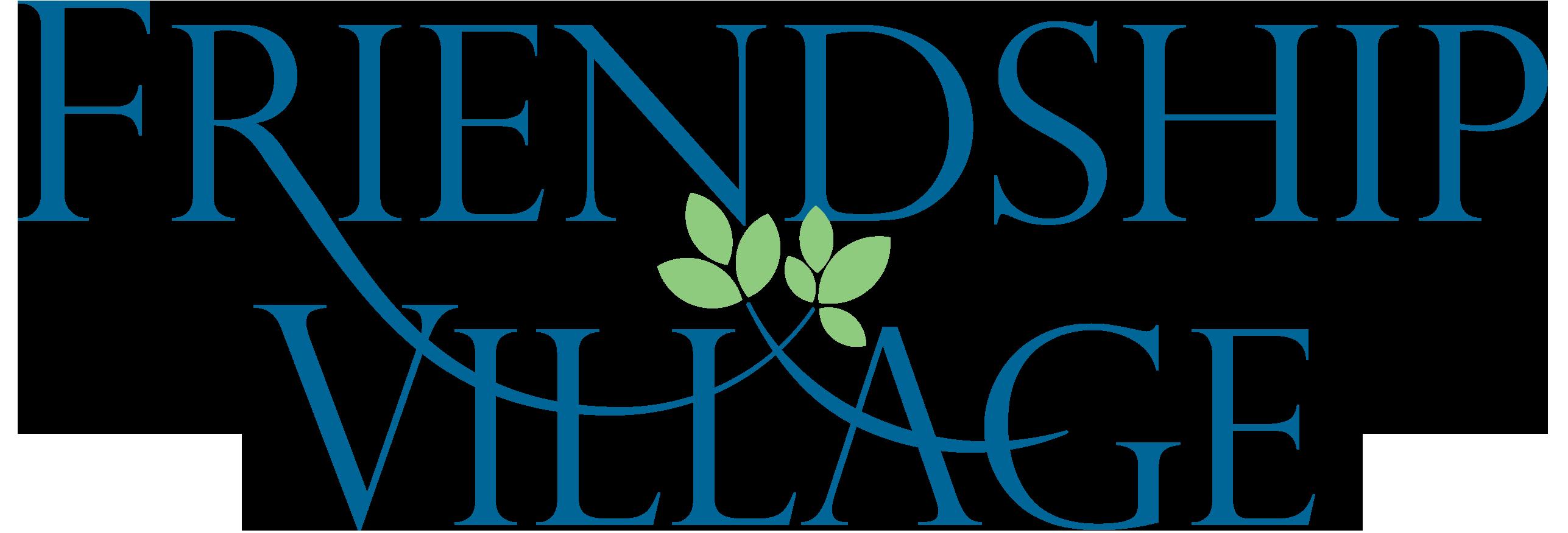 Friendship Village Logo