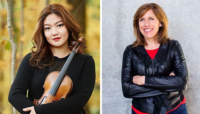 Chamber Music Collaborations | Lori Sims and Jinjoo Cho