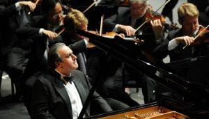 yefim bronfman in orchestra