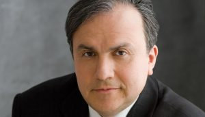 portrait of yefim bronfman