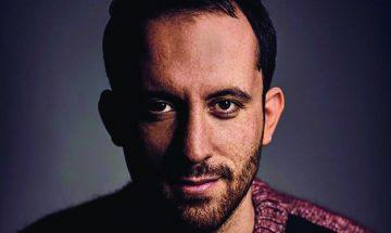 igor levit close up portrait
