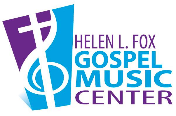 Helen L. Fox Gospel Music Center logo