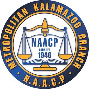 NAACP: metropolitan kalamazoo branch logo