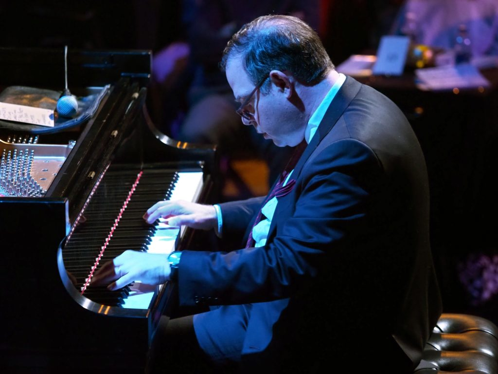 pianist from Bill Charlap Trio