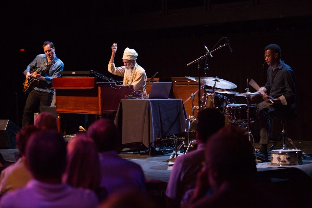 Dr. Lonnie Smith performance at 2018 gilmore keyboard festival