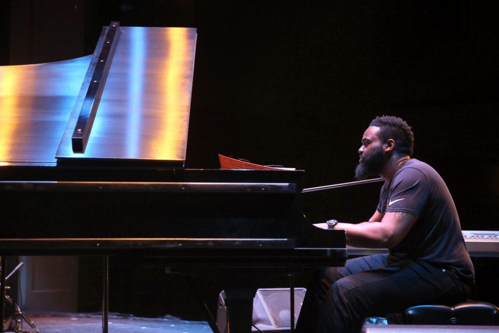James Francies Trio pianist