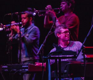 Snarky Puppy performing